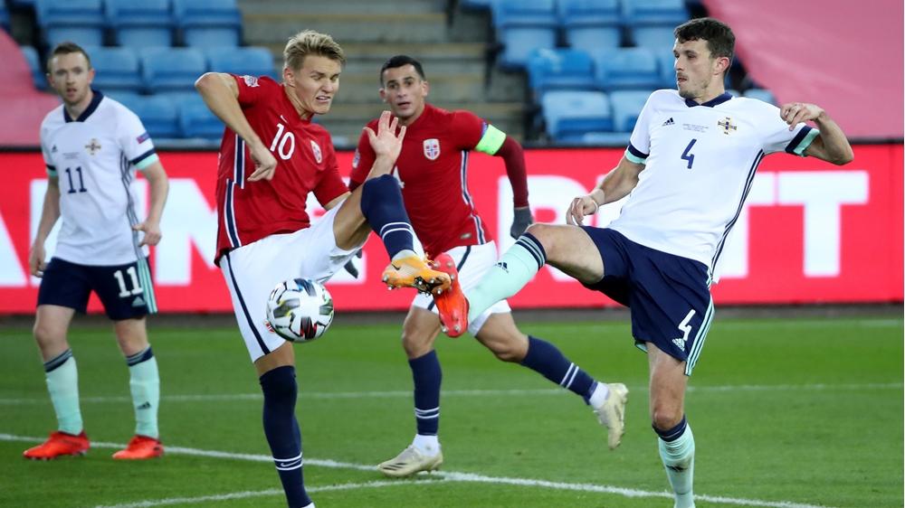 Norway National Football Team Teams Background 4