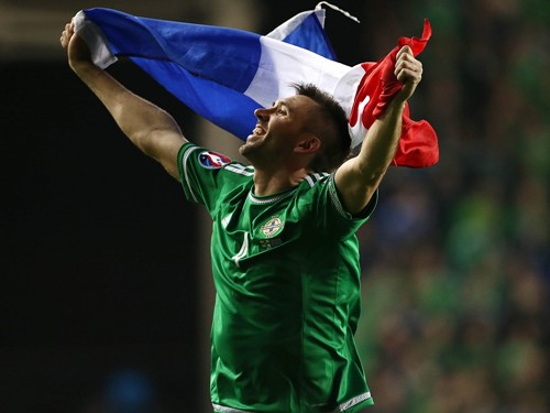 Northern Ireland v. Greece 8th October 2015 (1)