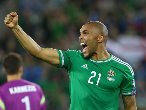 Northern Ireland v. Greece 8th October 2015 (3)