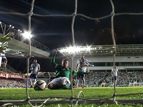 Northern Ireland v. Greece 8th October 2015 (4)