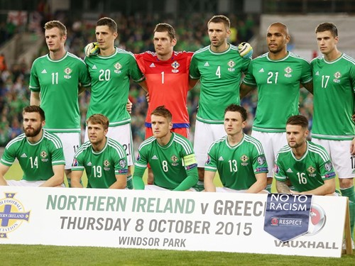 Northern Ireland v. Greece 8th October 2015 (5)