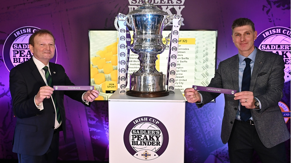 Irish cup draw.jpg