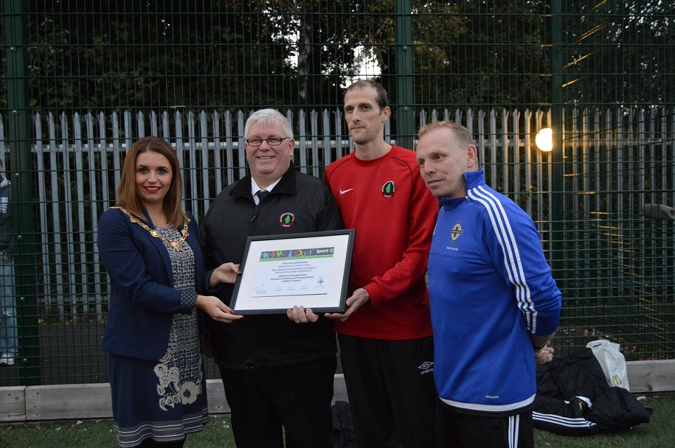 Ballymoor Club Excellence