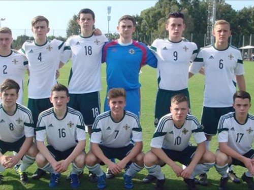 NI U17S V NORWAY 2