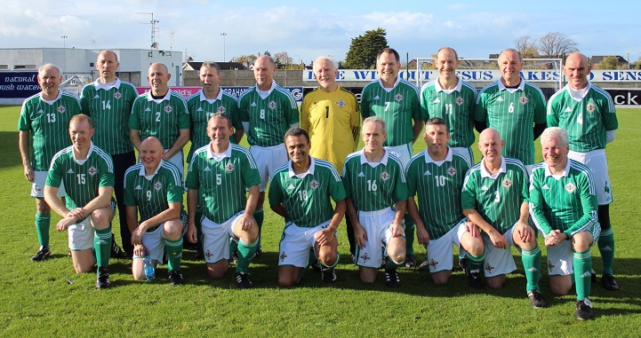 NI Veterans Team