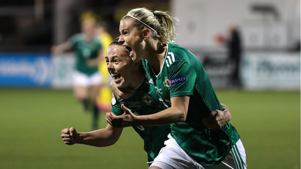 In pictures: Northern Ireland 2-0 Ukraine