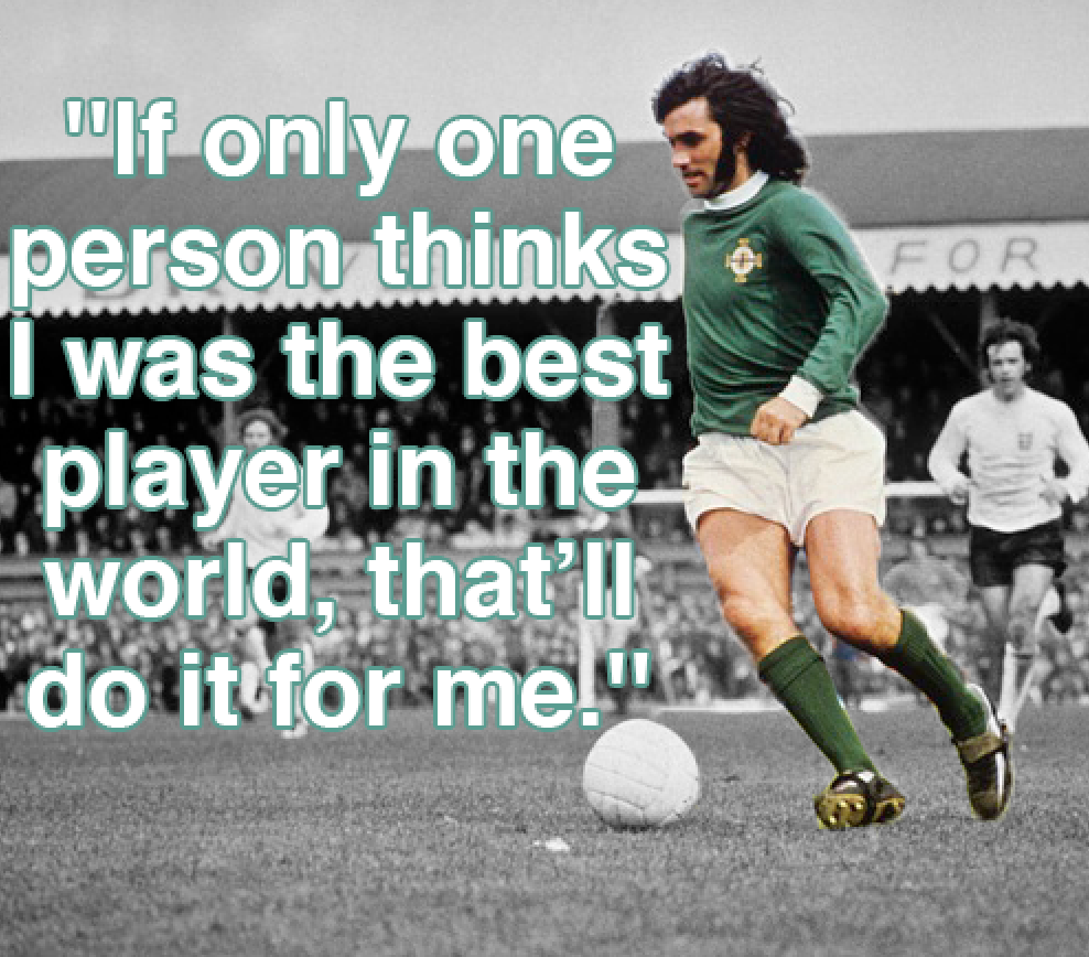 George Best Quote 1 Cropped