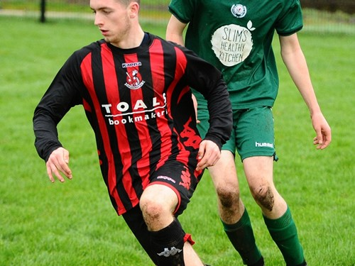 Harry Cavan Youth Cup - Dundela Youth v. Crusaders Colts (1)