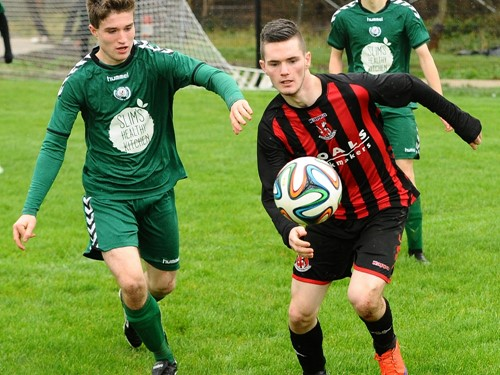 Harry Cavan Youth Cup - Dundela Youth v. Crusaders Colts (5)