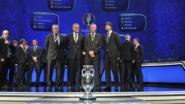 EURO 2016 Group C Managers