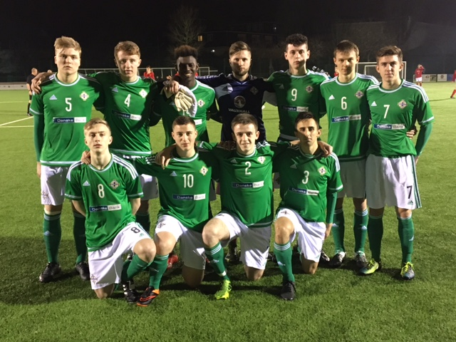 882bf5e2039bd Jersey V Northern Ireland Under 18 International 4...