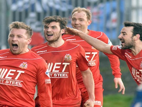 Irish cup 6th round 15/16 (3)