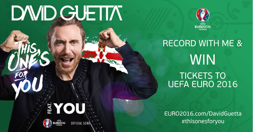 David Guetta Aims For 1 Million Fans To Record With
