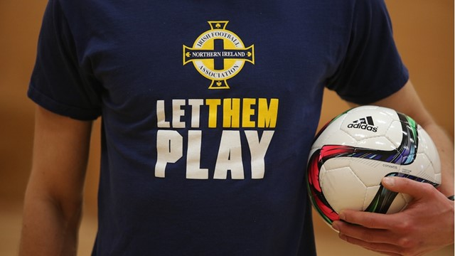 Let Them play t-shirt (1)