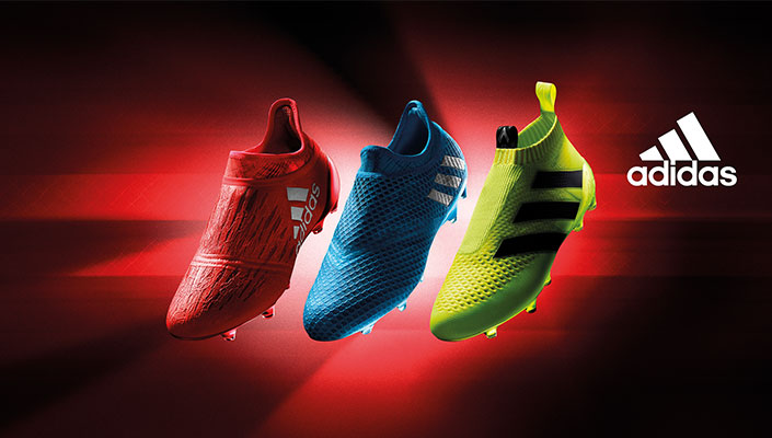 6760692be adidas Football has unveiled its Speed of Light boots, a cutting-edge range  released ahead of the start of the 2016/17 season.