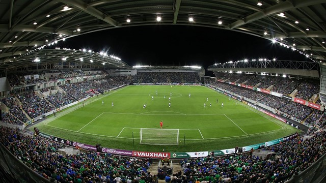 National Football Stadium At Windsor Park Ifa