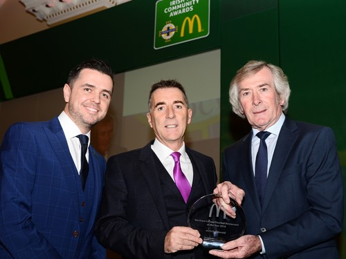 McDonald's Restaurant of the Year - Dundonald